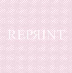Bilde av Reprint - 12x12 - Basic Collection - 009 - Vintage pink minihear
