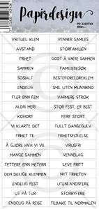 Bilde av Papirdesign - Klistremerker - 2100742 - Etter...