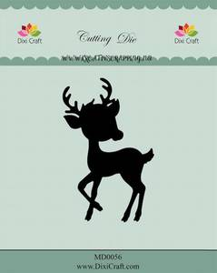 Bilde av Dixi Craft - Dies - MD0056 - Elegant Deer