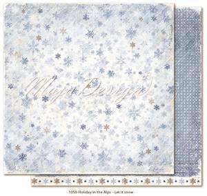 Bilde av Maja Design - 1050 - Holiday in the Alps - Let it snow