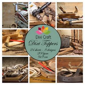Bilde av Dixi Craft - Dixi toppers - ET0301 - Tools