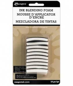 Bilde av Ranger - Inkssentials - Ink Blending Foam Refill - 10stk