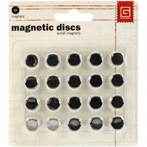 Bilde av Basic Grey - Magnetic Discs - MET359 - 1/32
