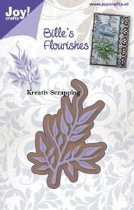 Bilde av Joy Crafts - 6002-0263 - Die - Floral Flourish - Branch Twig nr1