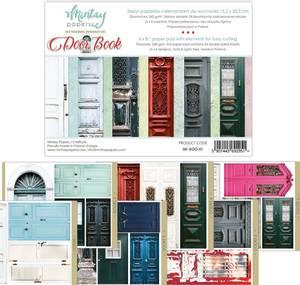 Bilde av Mintay - 6x8 paper pad - Door Book 01