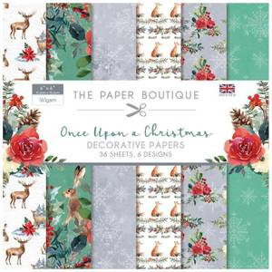 Bilde av The Paper Boutique - 6x6 Paper Pad - PB1151 - Once Upon A Christ