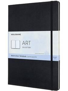Bilde av Moleskine - Art Collection - Watercolor Notebook - A4 - 200g