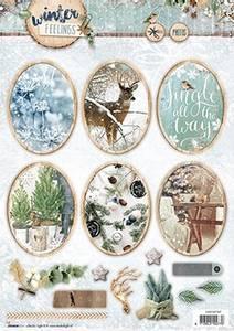 Bilde av Studiolight - Utstanset EASYWF597 - Winter Feelings photos