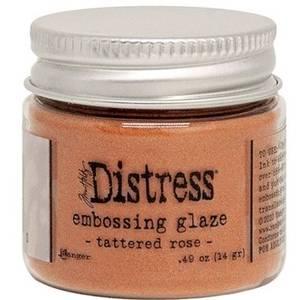 Bilde av Tim Holtz - Distress Embossing Glaze - 71020 - Tattered Rose