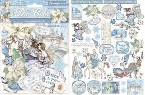 Bilde av Stamperia - Chipboard Die Cuts - 17 - Winter Tales
