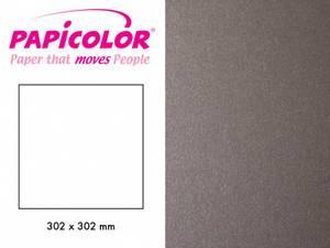 Bilde av Papicolor - Kartong - 12x12 - 332 - Metallic - Steel