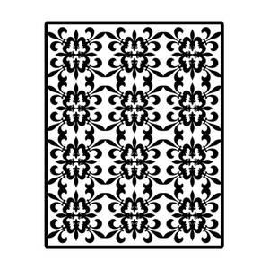 Bilde av Spellbinders - Impressabilities - I2-1014 - Fleur de Lis Patter