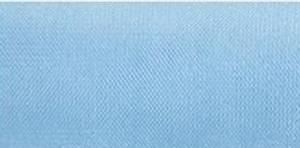 Bilde av Tyll - Shiny Tulle Mesh - 6 inch - Baby Blue - Metervare