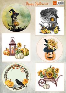 Bilde av Marianne Design - Klippeark VK9571 - Happy Halloween