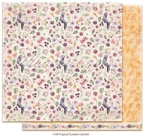 Bilde av Maja Design - 1159 - Tropical Garden - Colorful