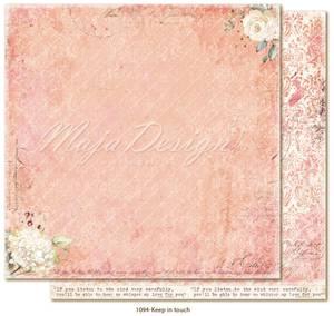 Bilde av Maja Design - 1094 - Miles Apart - Keep in touch