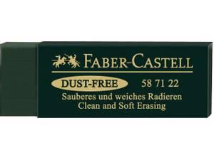 Bilde av Faber Castell - Eraser - Dust Free - Viskelær