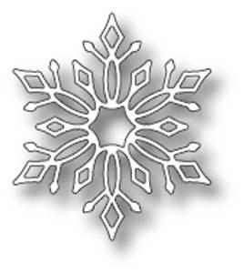 Bilde av Memory Box - Dies 98616 - LINDEMAN SNOWFLAKE
