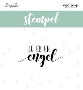 Bilde av Storyteller - Stempel - 010960 - Du er en engel