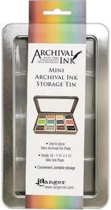 Bilde av Ranger - Mini Archival Storage Tin Box