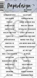 Bilde av Papirdesign - Klistremerker - 1900307 - Fritid