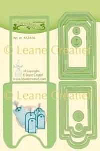 Bilde av Leane Creatief - 45.6456 - Lea'bilities Die - Pocket & Labels