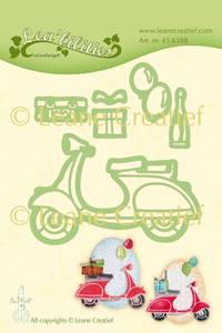 Bilde av Leane Creatief - 45.6388 - Lea'bilities Die - Scooter