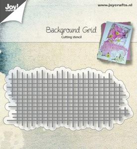 Bilde av Joy Crafts - 6002-1022 - Die - Bille's background - Grid