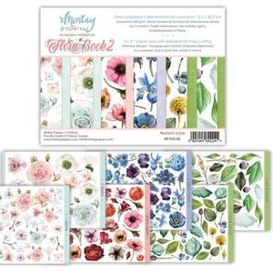 Bilde av Mintay - 6x8 paper pad - Flora Book 02
