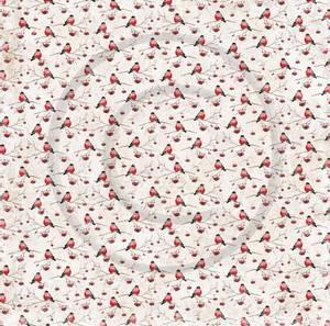 Bilde av Papirdesign PD18495 - Hjem til jul - Rød og fin