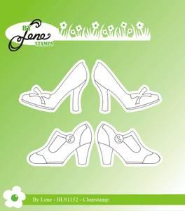 Bilde av By Lene - Stempel - BLS1152 - Women Shoes