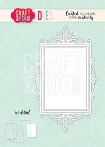 Bilde av Craft & You - Dies - CW118 - Ornament Frame