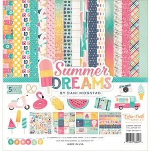 Bilde av Echo Park - Summer Dreams - 12x12 Collection Kit