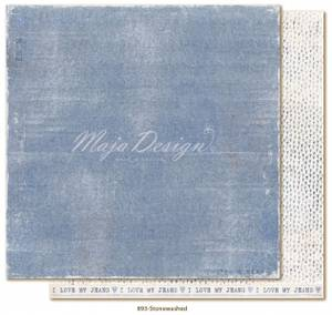 Bilde av Maja Design - 893 - Denim & Friends - Stonewashed