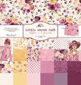 Bilde av Maja Design - 1149 - Little Street Café - 12x12 Collection Pack