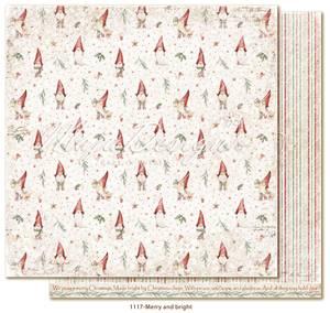 Bilde av Maja Design - 1117 - Traditional Christmas - Merry and bright