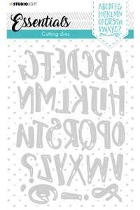 Bilde av Studiolight die - 391 - Essentials - Alphabet Mixed Media