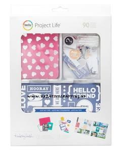 Bilde av Project Life - KIT 380502 - JUST MY TYPE