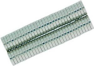 Bilde av Magnet - Super strong - diameter: 8mm x høyde: 1,5mm - 60 stk